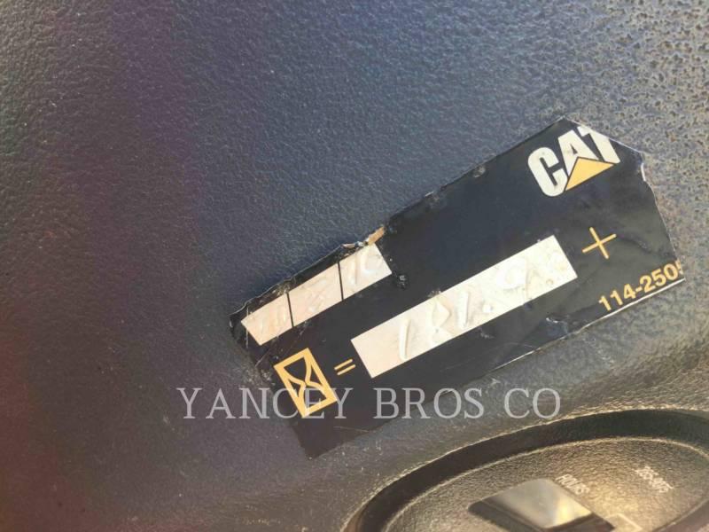 CATERPILLAR VIBRATORY SINGLE DRUM SMOOTH CS-563E equipment  photo 10