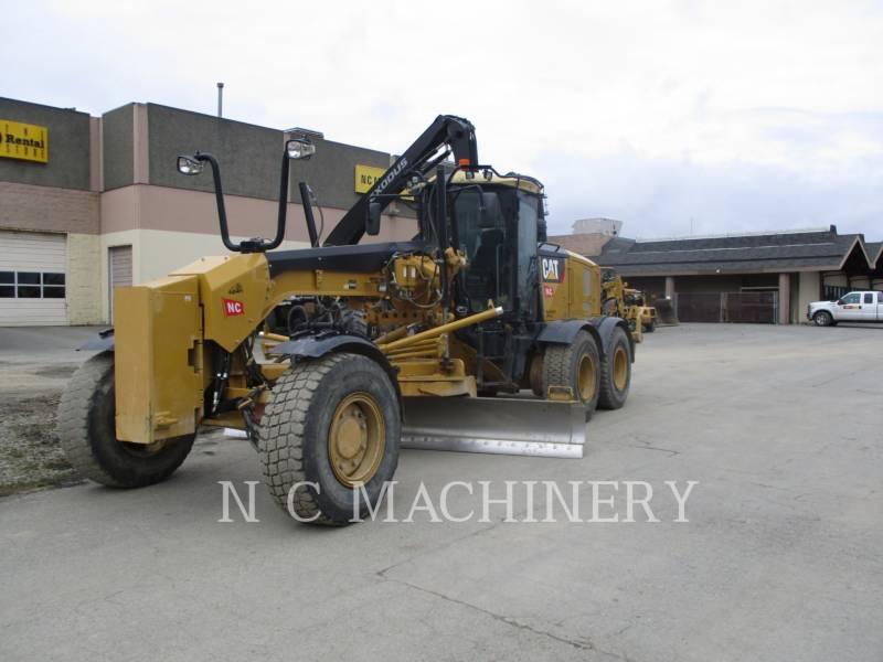 CATERPILLAR モータグレーダ 160M2 AWD equipment  photo 1