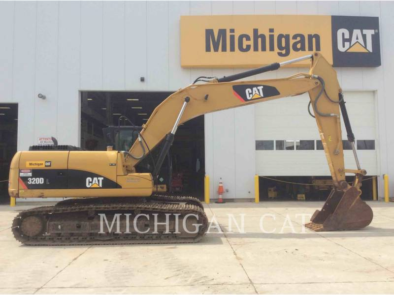 CATERPILLAR ESCAVADEIRAS 320DL PTQ equipment  photo 10