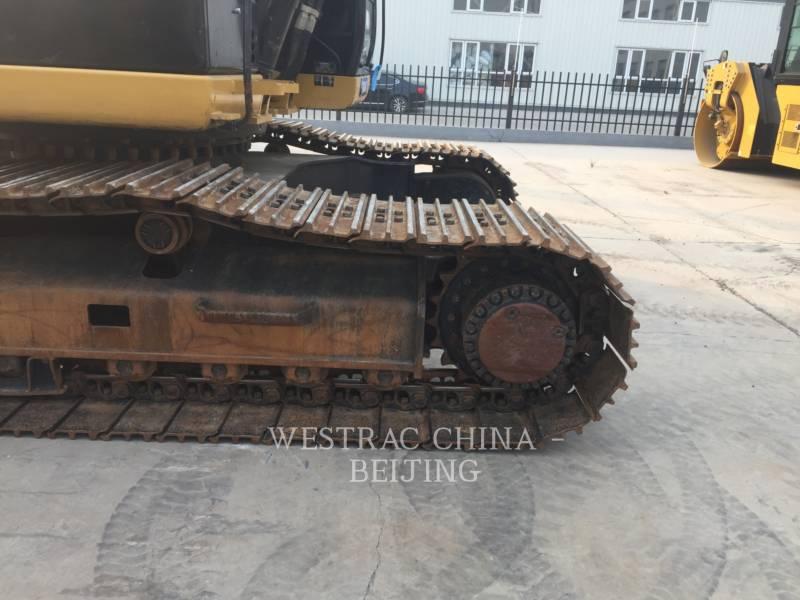 CATERPILLAR EXCAVADORAS DE CADENAS 329DL equipment  photo 7