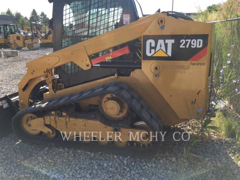 CATERPILLAR CARGADORES MULTITERRENO 279D C3-H2 equipment  photo 6