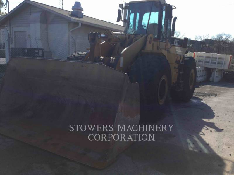 CATERPILLAR WHEEL LOADERS/INTEGRATED TOOLCARRIERS 970F equipment  photo 4
