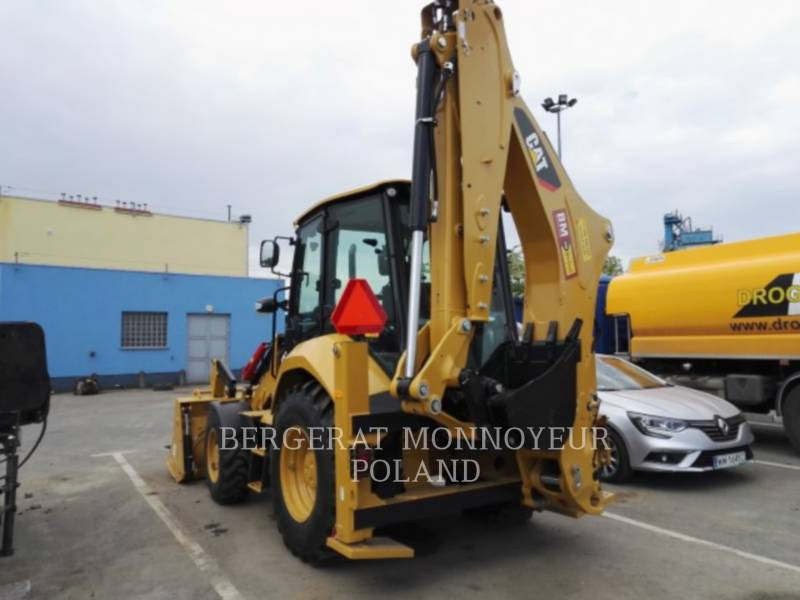 CATERPILLAR RETROEXCAVADORAS CARGADORAS 427F2 equipment  photo 6
