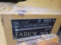 CATERPILLAR OFF HIGHWAY TRUCKS 740B4 equipment  photo 6