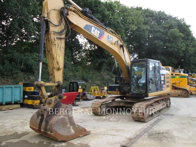 CATERPILLAR EXCAVADORAS DE CADENAS 320E equipment  photo 1