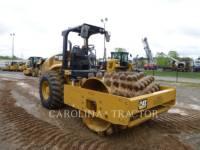 CATERPILLAR VIBRATORY TANDEM ROLLERS CP54B equipment  photo 4