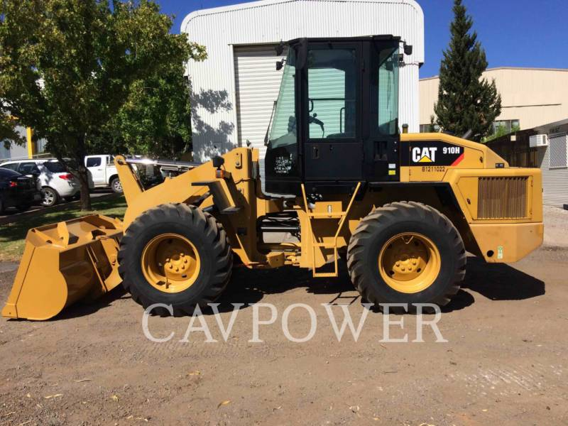 CATERPILLAR WHEEL LOADERS/INTEGRATED TOOLCARRIERS 910H equipment  photo 5