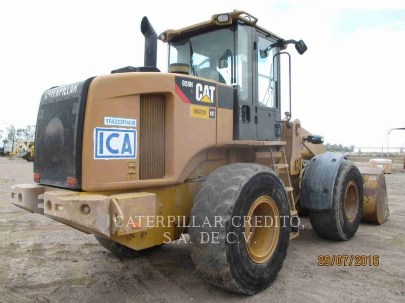 CATERPILLAR WHEEL LOADERS/INTEGRATED TOOLCARRIERS 928HZ equipment  photo 4