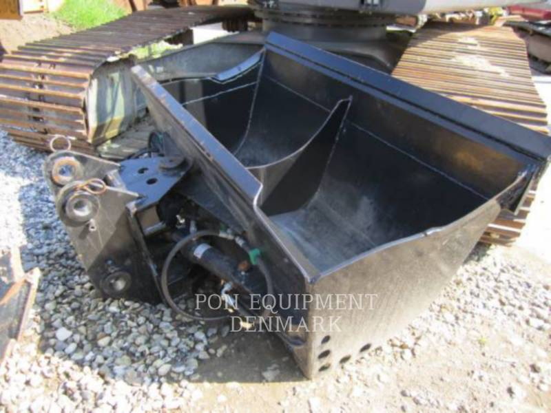 VOLVO CONSTRUCTION EQUIPMENT EXCAVADORAS DE CADENAS EC240CLR equipment  photo 1