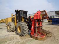 CATERPILLAR FORESTRY - FELLER BUNCHERS - WHEEL 563C equipment  photo 7
