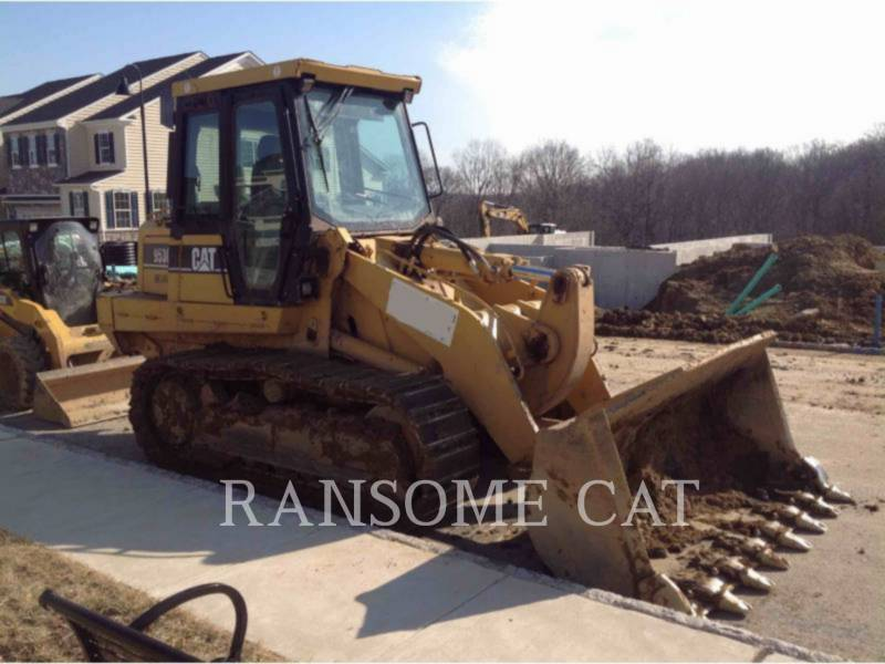 CATERPILLAR CHARGEURS SUR CHAINES 953C equipment  photo 3