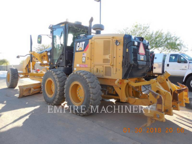 CATERPILLAR NIVELEUSES 12M3 equipment  photo 3
