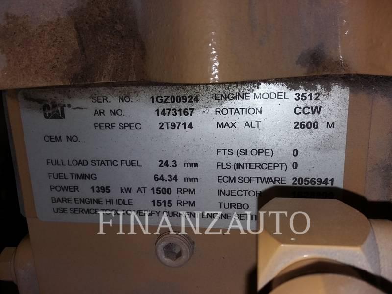 CATERPILLAR MODULI DI ALIMENTAZIONE 3512 equipment  photo 8
