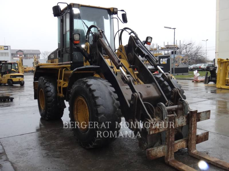 CATERPILLAR CHARGEURS SUR PNEUS/CHARGEURS INDUSTRIELS IT28G equipment  photo 2