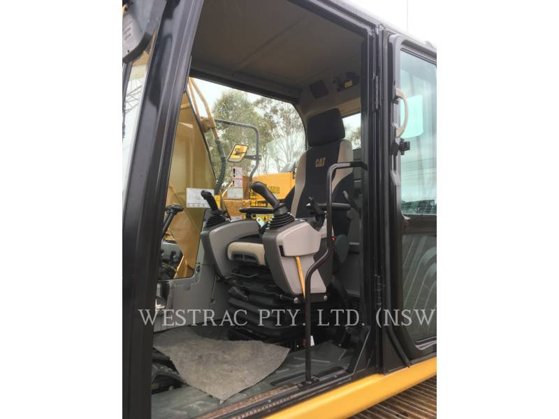 CATERPILLAR TRACK EXCAVATORS 312E equipment  photo 21