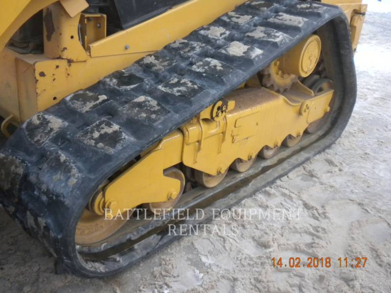 CATERPILLAR 多様地形対応ローダ 289D equipment  photo 8