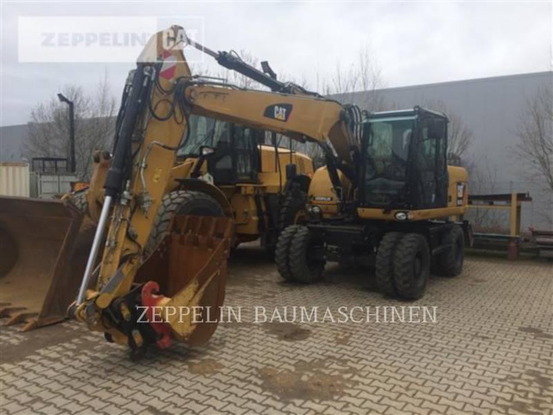 CATERPILLAR PELLES SUR PNEUS M313D equipment  photo 2