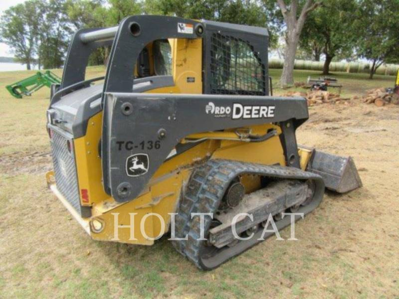 DEERE & CO. CHARGEURS TOUT TERRAIN 329E equipment  photo 3