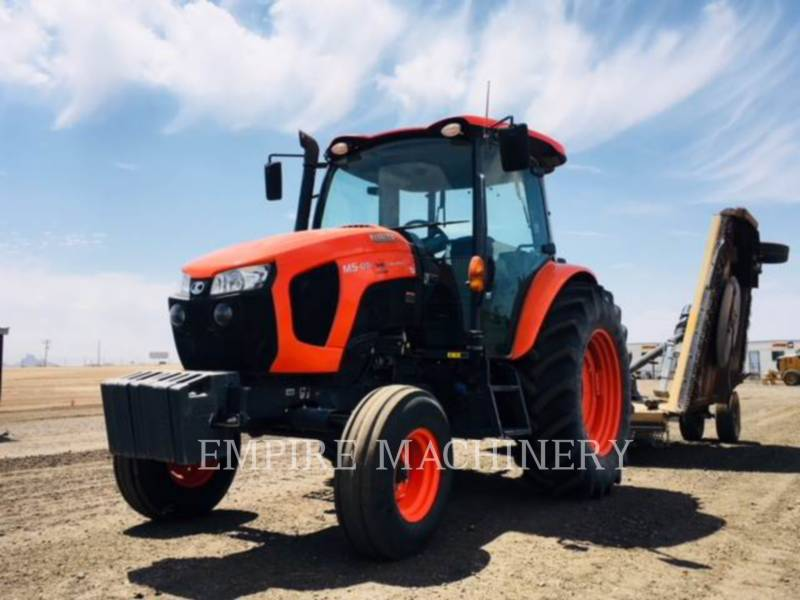 KUBOTA TRACTOR CORPORATION SONSTIGES M5091F equipment  photo 1