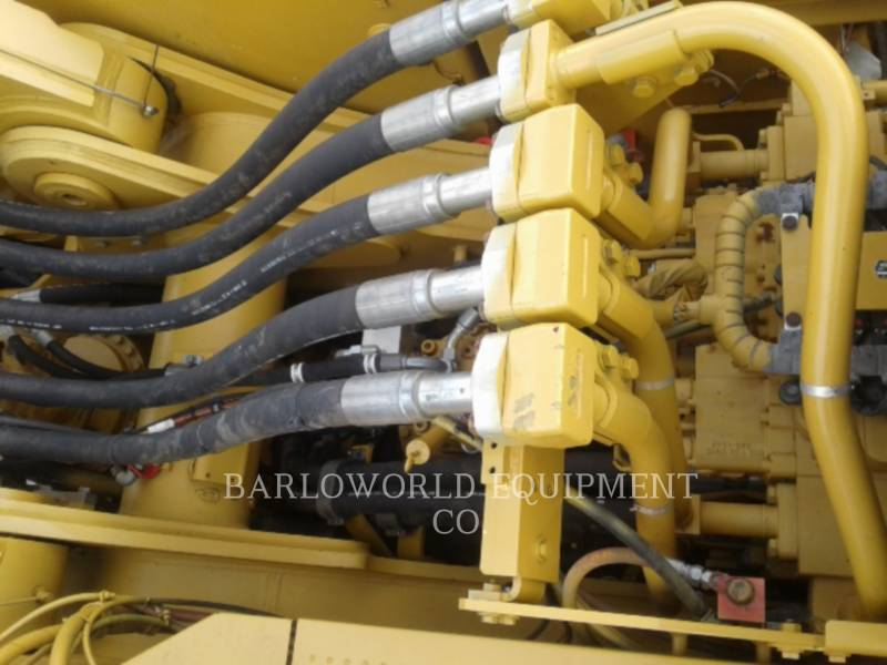 CATERPILLAR PELLE MINIERE EN BUTTE 390F equipment  photo 5