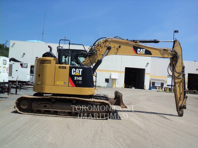 CATERPILLAR ESCAVADEIRAS 314 E L CR equipment  photo 3