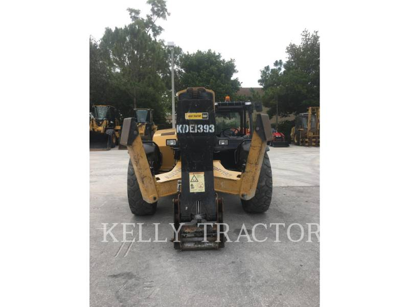 CATERPILLAR TELEHANDLER TL1055C equipment  photo 9