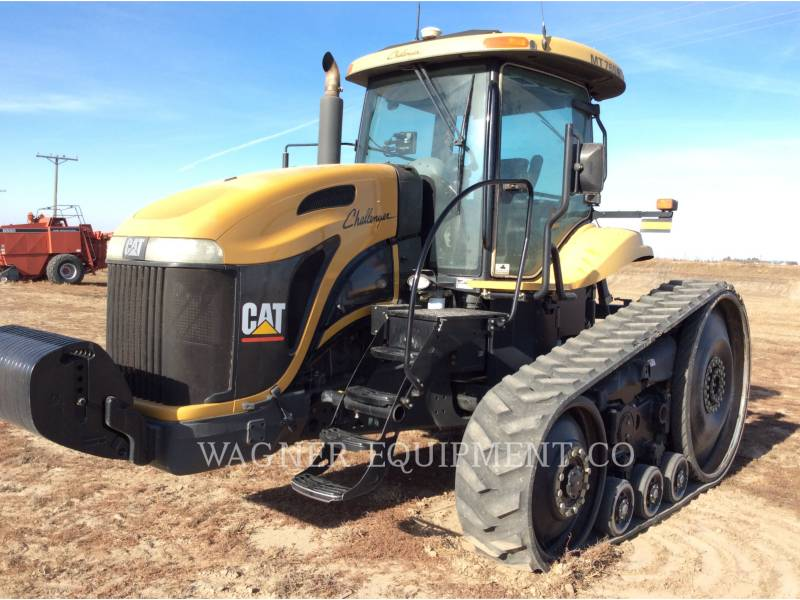 CHALLENGER AG TRACTORS MT765B equipment  photo 1
