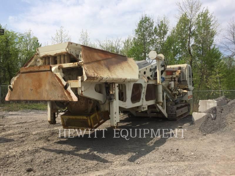 METSO CRUSHERS LT300HP equipment  photo 1