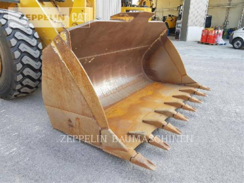 CATERPILLAR WHEEL LOADERS/INTEGRATED TOOLCARRIERS 950M equipment  photo 20