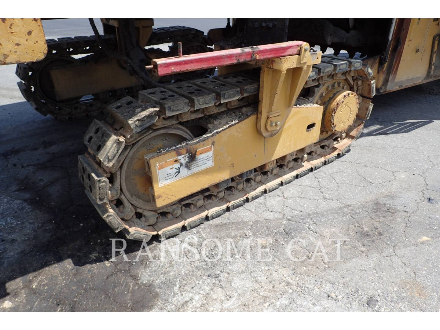 Detail photo of 1997 Caterpillar PM-465 from Construction Equipment Guide