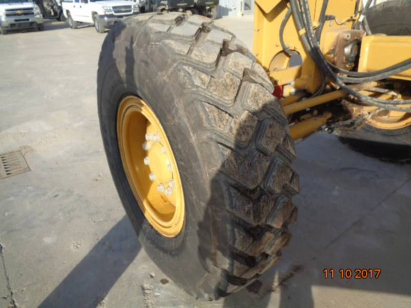 CATERPILLAR MOTORGRADER 12M2 equipment  photo 12
