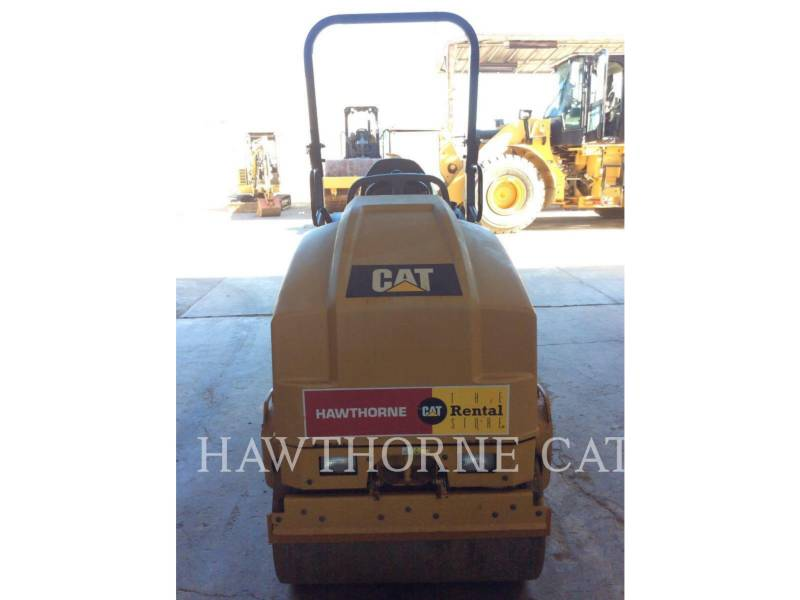 CATERPILLAR COMPACTEURS CB14B equipment  photo 3