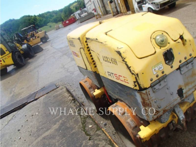 WACKER CORPORATION コンパクタ RT82-SC equipment  photo 3