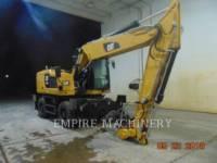 CATERPILLAR WHEEL EXCAVATORS M320F equipment  photo 1