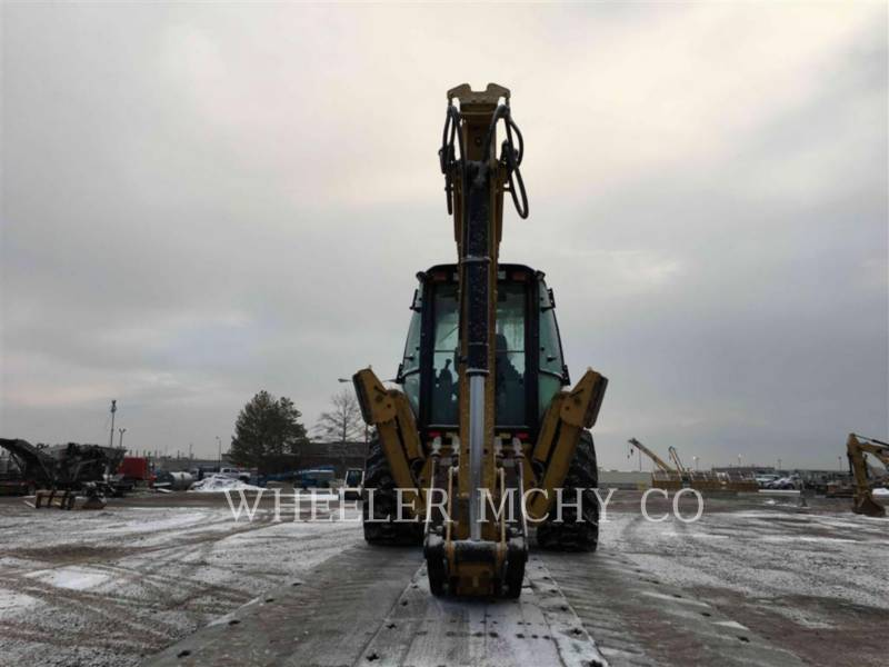 CATERPILLAR BACKHOE LOADERS 430E E MP equipment  photo 8