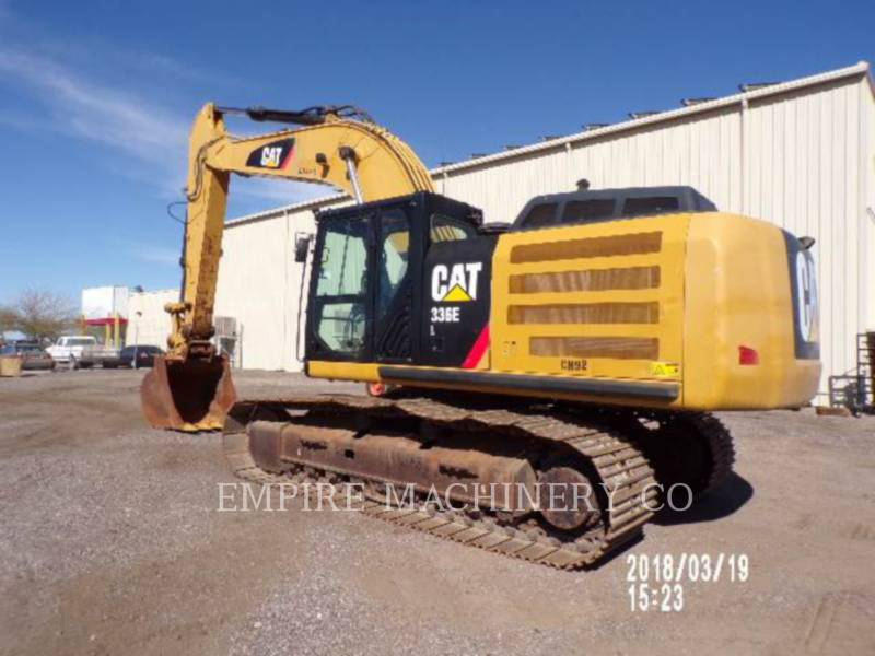 CATERPILLAR TRACK EXCAVATORS 336EL equipment  photo 14