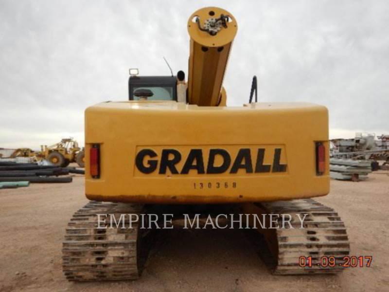 GRADALL COMPANY トラック油圧ショベル XL5200 equipment  photo 2