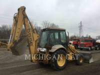 FORD / NEW HOLLAND BACKHOE LOADERS 555E equipment  photo 3