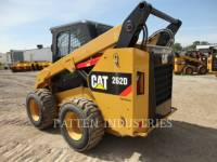 CATERPILLAR KOMPAKTLADER 262D equipment  photo 4