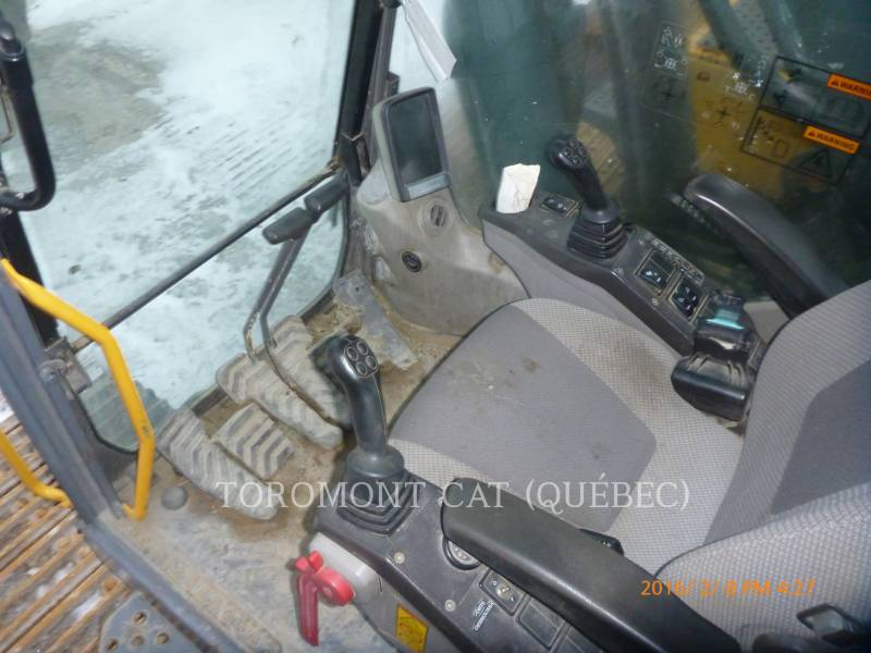 VOLVO EXCAVADORAS DE CADENAS EC360C equipment  photo 5
