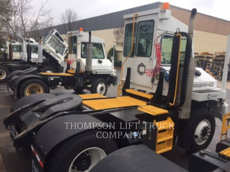 CAPACITY YARD JOCKEY FORKLIFTS TJ5000DOT equipment  photo 2