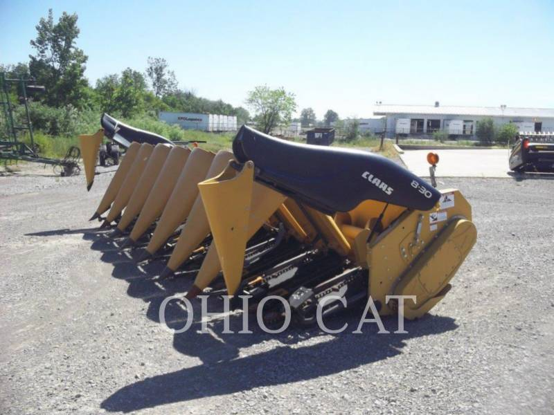 CLAAS OF AMERICA COMBINADOS LEXC830 equipment  photo 3
