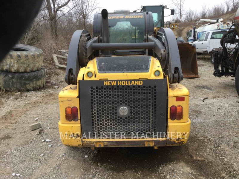 NEW HOLLAND LTD. CHARGEURS COMPACTS RIGIDES L225 equipment  photo 5