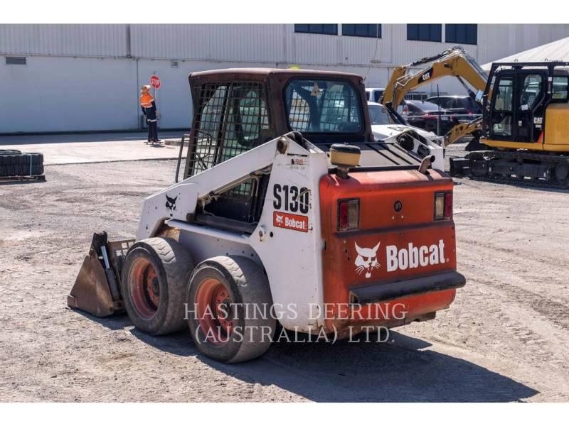 BOBCAT SKID STEER LOADERS S130-BC equipment  photo 6