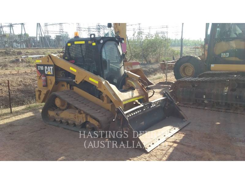 CATERPILLAR PALE CINGOLATE MULTI TERRAIN 279DLRC equipment  photo 5