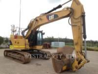 Equipment photo CATERPILLAR 321DLCR TRACK EXCAVATORS 1