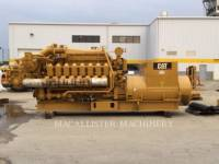 CATERPILLAR 固定式発電装置 G3516C equipment  photo 1