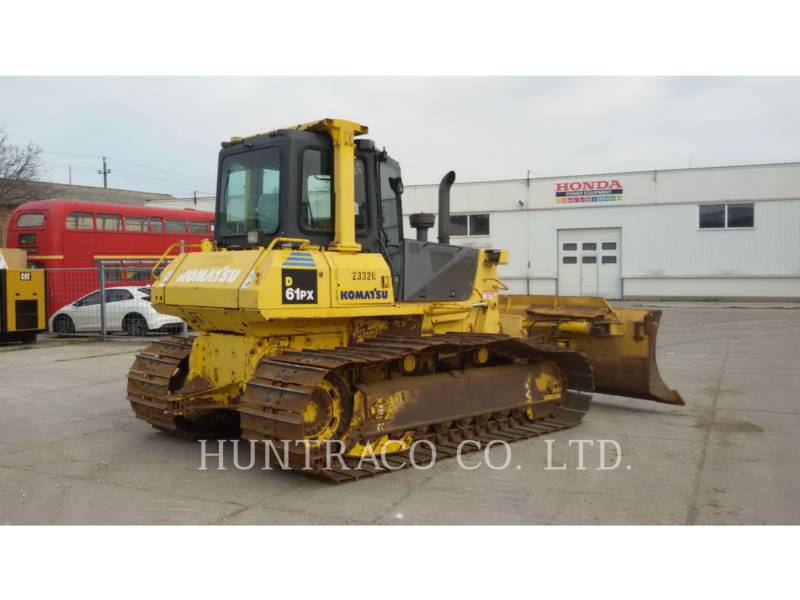 KOMATSU LTD. KETTENDOZER D61PX-15 equipment  photo 2