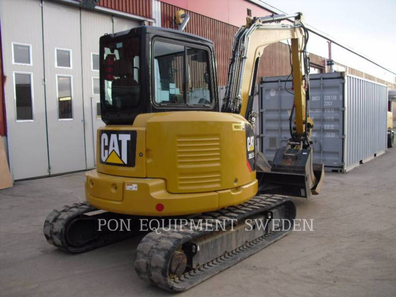 CATERPILLAR KETTEN-HYDRAULIKBAGGER 305.5 E CR equipment  photo 3