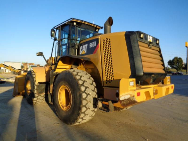 CATERPILLAR WHEEL LOADERS/INTEGRATED TOOLCARRIERS 966K equipment  photo 3